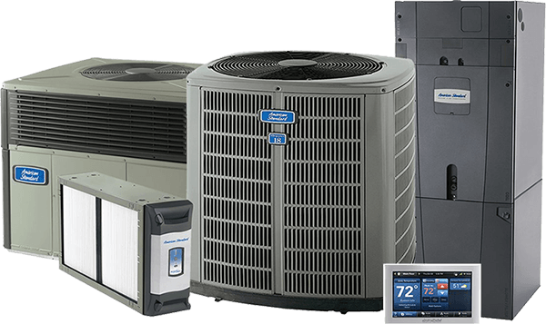 Get your American Standard AC units service done in Keller TX by Mid-Cities Air Conditioning and Heating